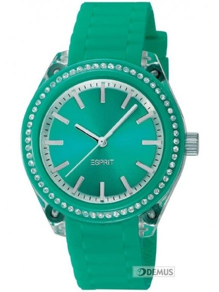 Zegarek Esprit Play Glam Green ES900672011
