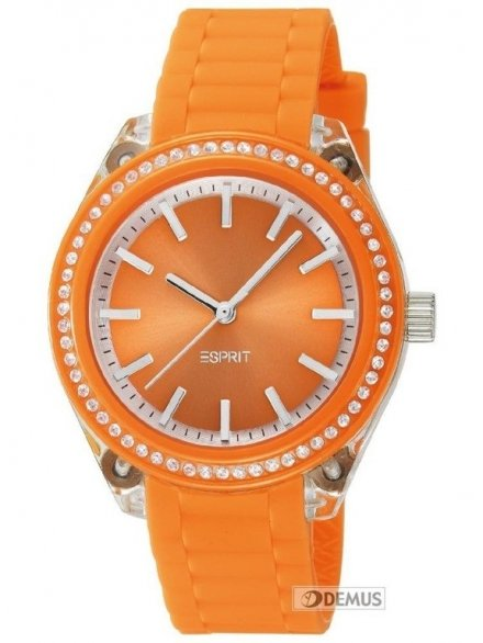 Zegarek Esprit Play Glam Orange ES900672007
