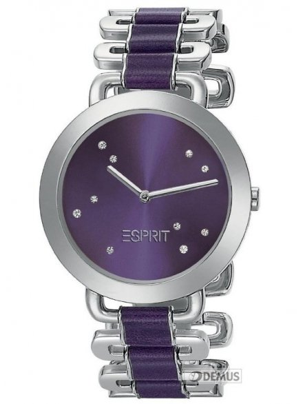 Zegarek Esprit Shine Purple ES104292004