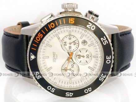 Zegarek Esprit Varic Chrono Orange ES103621002