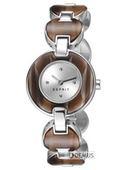Zegarek Esprit Lagoon Tortoise Light Brown ES106572002
